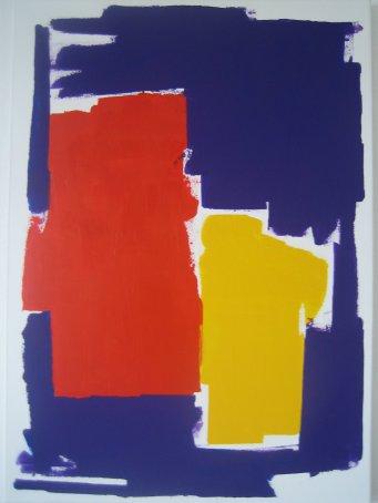 Ausstellung 'Farbfelder 2011' von Volker Franzius